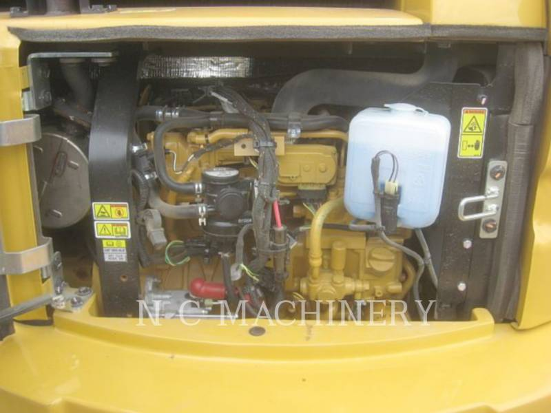 CATERPILLAR KOPARKI GĄSIENICOWE 305E2 CRCB equipment  photo 10