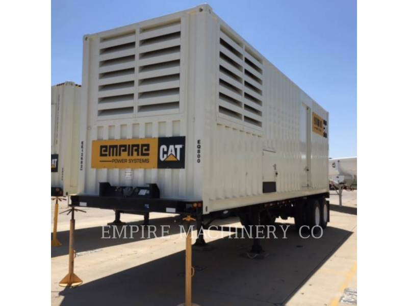 EMPIRE STATIONARY - DIESEL EQ800 equipment  photo 4