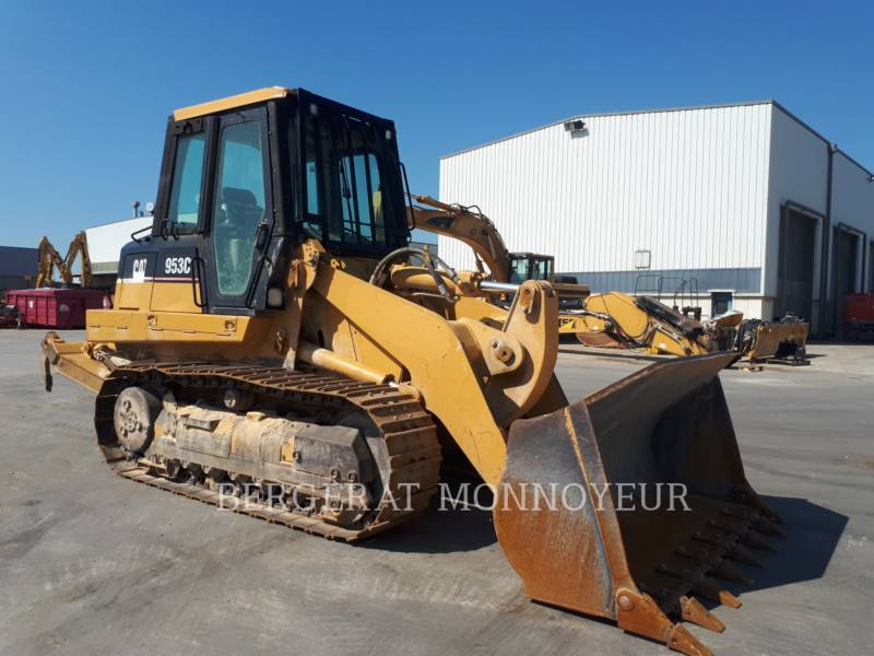 CATERPILLAR 履带式装载机 953C equipment  photo 3
