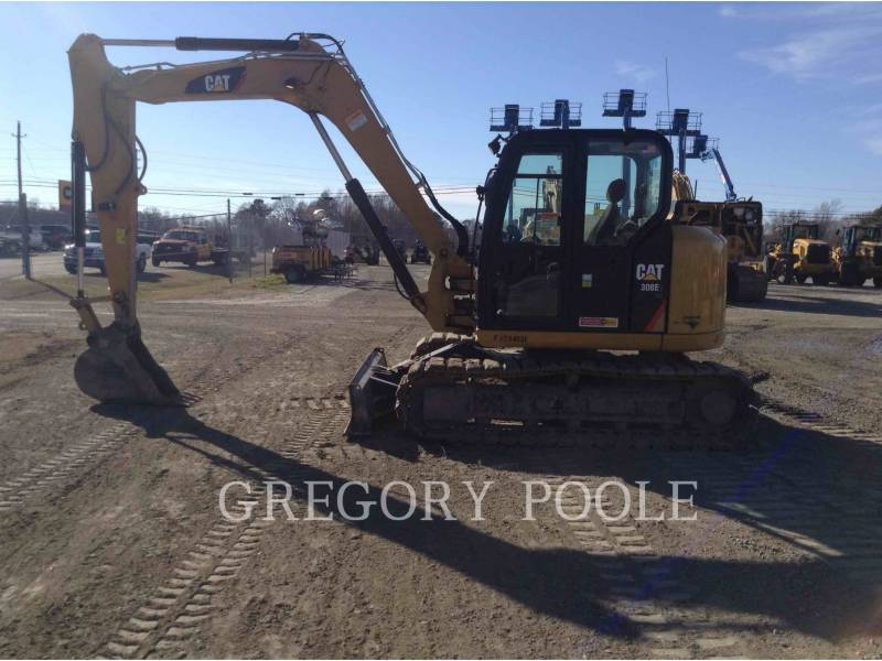 CATERPILLAR EXCAVADORAS DE CADENAS 308E2 equipment  photo 8