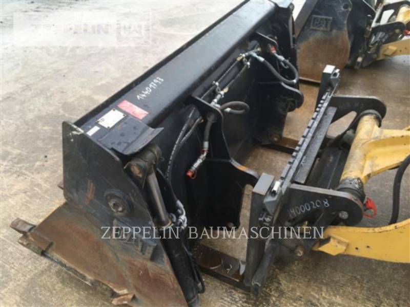 CATERPILLAR WHEEL LOADERS/INTEGRATED TOOLCARRIERS 908H equipment  photo 13