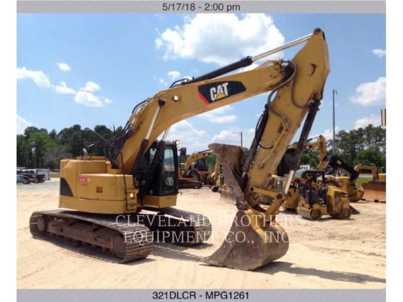 CATERPILLAR TRACK EXCAVATORS 321DLCR equipment  photo 2