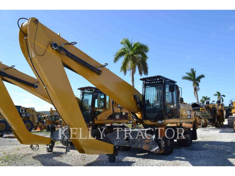 CATERPILLAR RECYCLING  (Forest Products) M322D equipment  photo 1