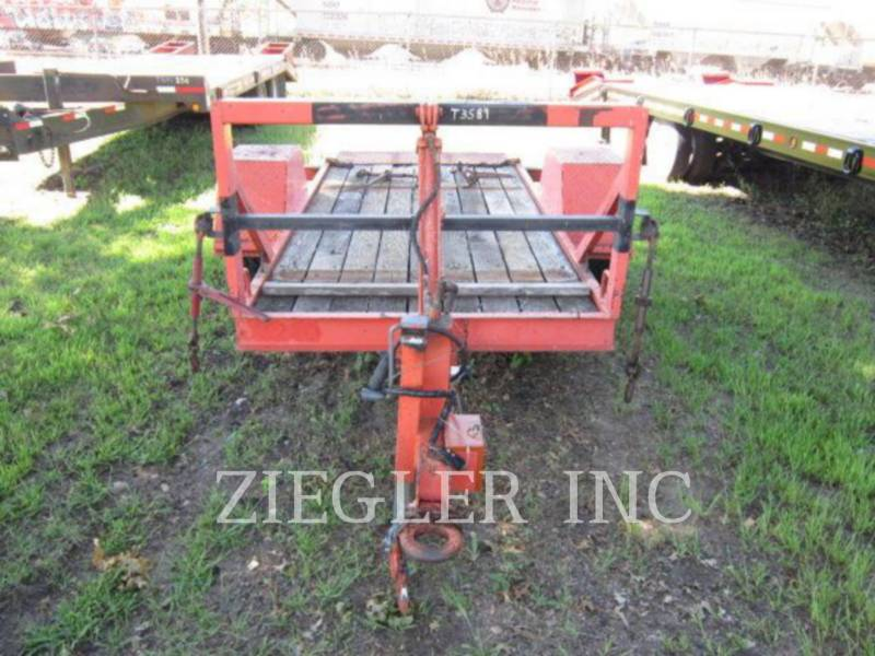 TRAILER OTHER TRAILERS TRAILER equipment  photo 6