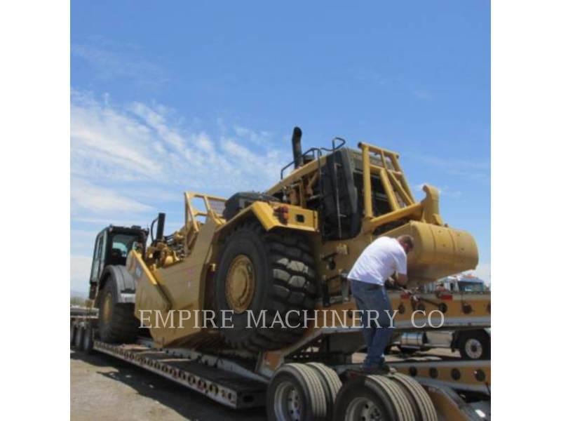 CATERPILLAR WHEEL TRACTOR SCRAPERS 627K equipment  photo 4