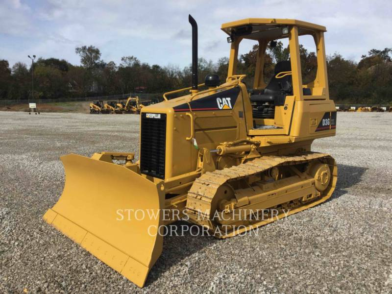 CATERPILLAR TRACTORES DE CADENAS D3G equipment  photo 1