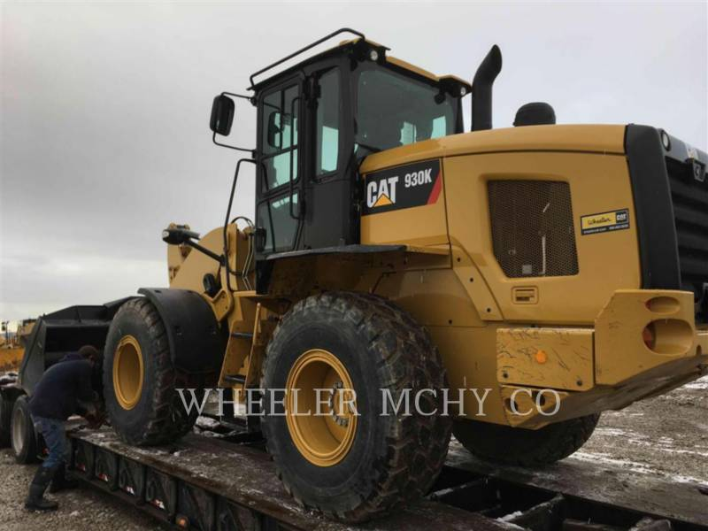 CATERPILLAR WHEEL LOADERS/INTEGRATED TOOLCARRIERS 930K HL QC equipment  photo 2