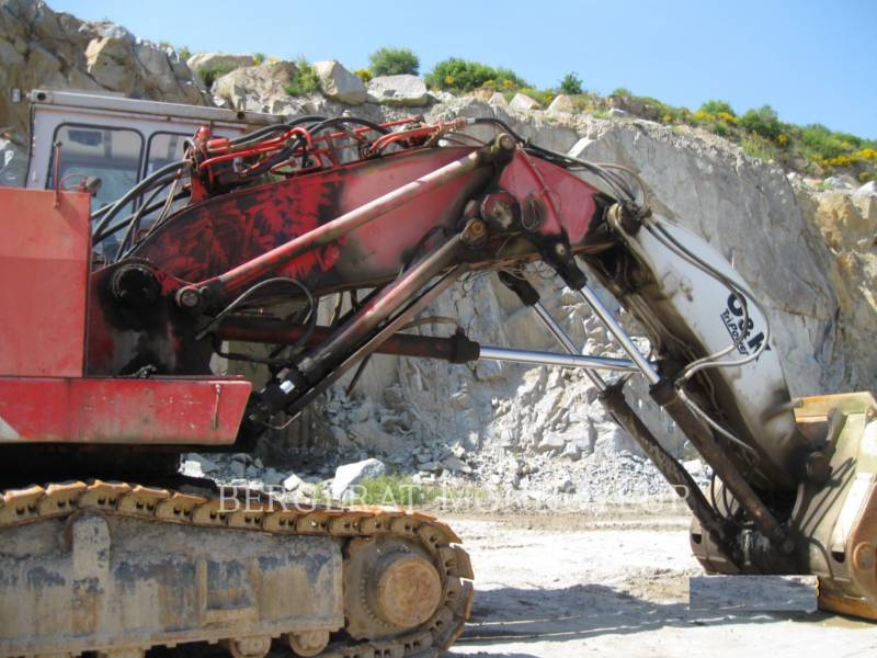 O&K PELLE MINIERE EN BUTTE RH40 equipment  photo 7