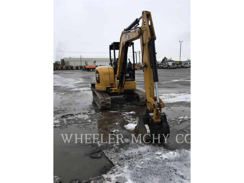 CATERPILLAR TRACK EXCAVATORS 305E2 C1 equipment  photo 6