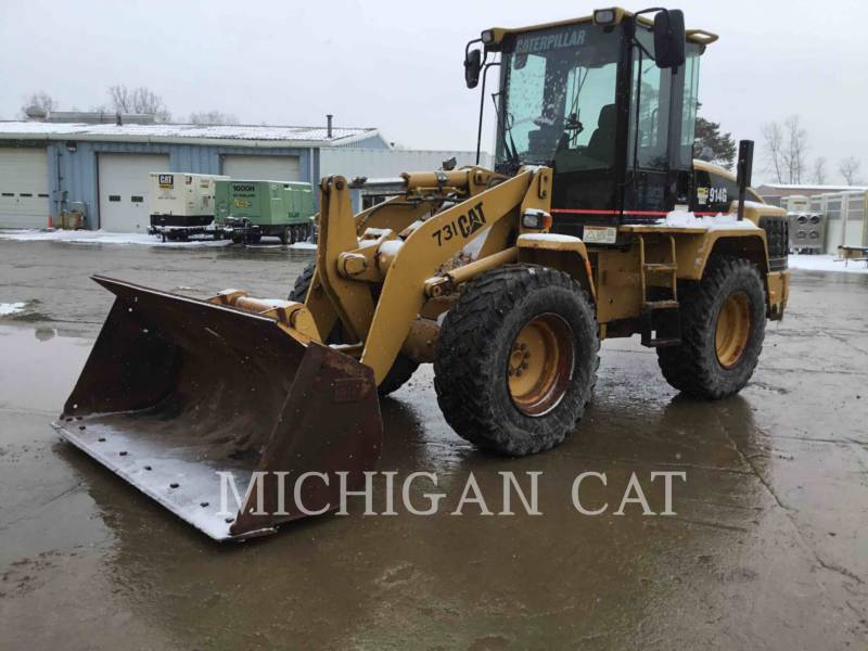 CATERPILLAR WHEEL LOADERS/INTEGRATED TOOLCARRIERS 914G equipment  photo 1