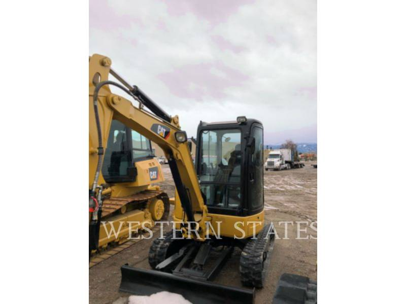 CATERPILLAR TRACK EXCAVATORS 303.5 E CR equipment  photo 1