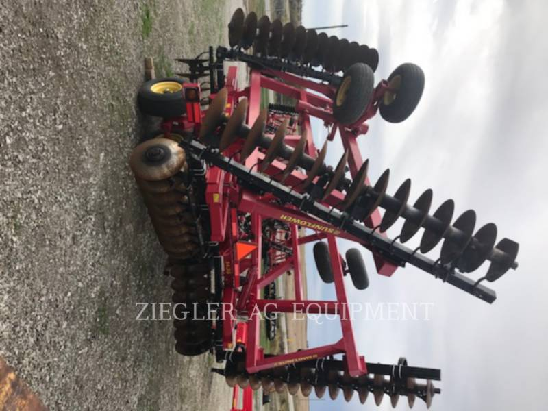 AGCO-CHALLENGER CHARRUE 1435-33 equipment  photo 2