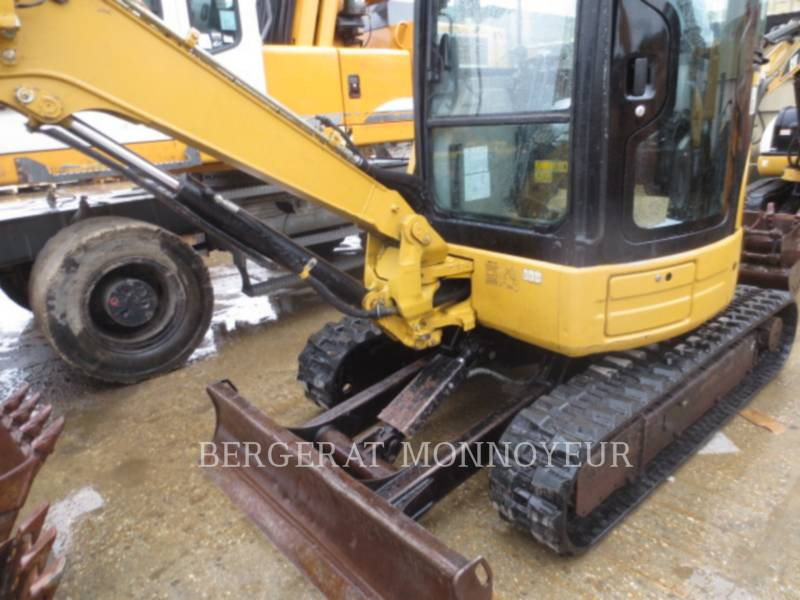 CATERPILLAR ESCAVATORI CINGOLATI 303C CR equipment  photo 7