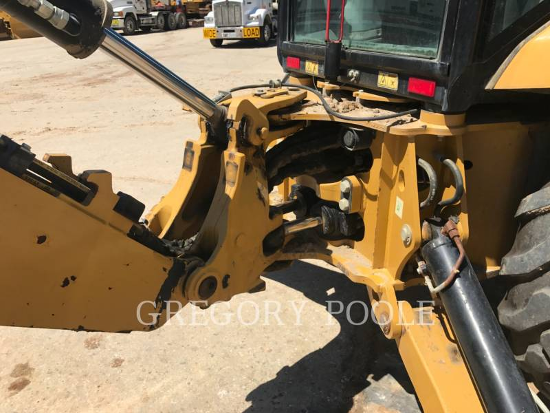 CATERPILLAR BACKHOE LOADERS 420F equipment  photo 16