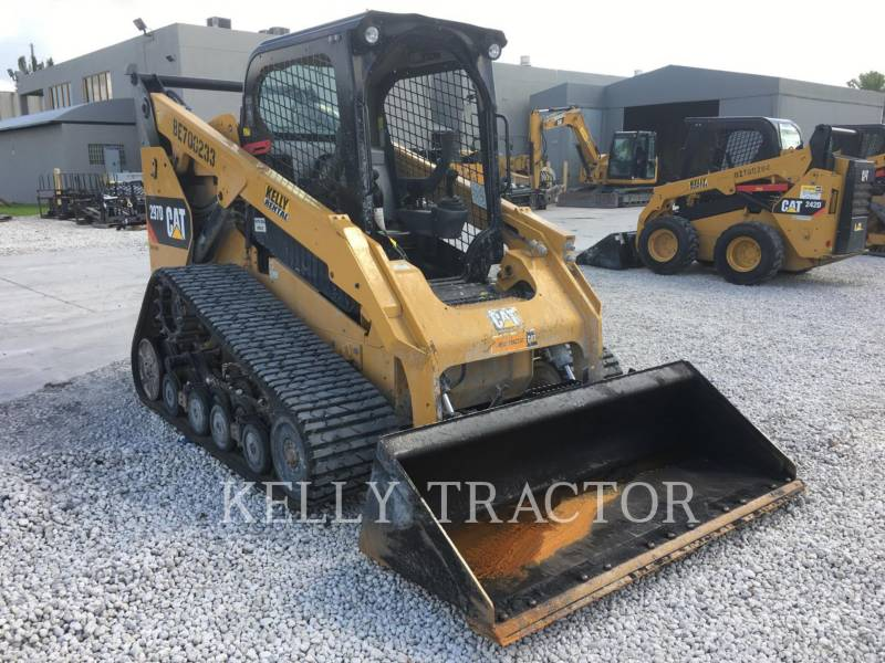 CATERPILLAR DELTALADER 297D equipment  photo 7
