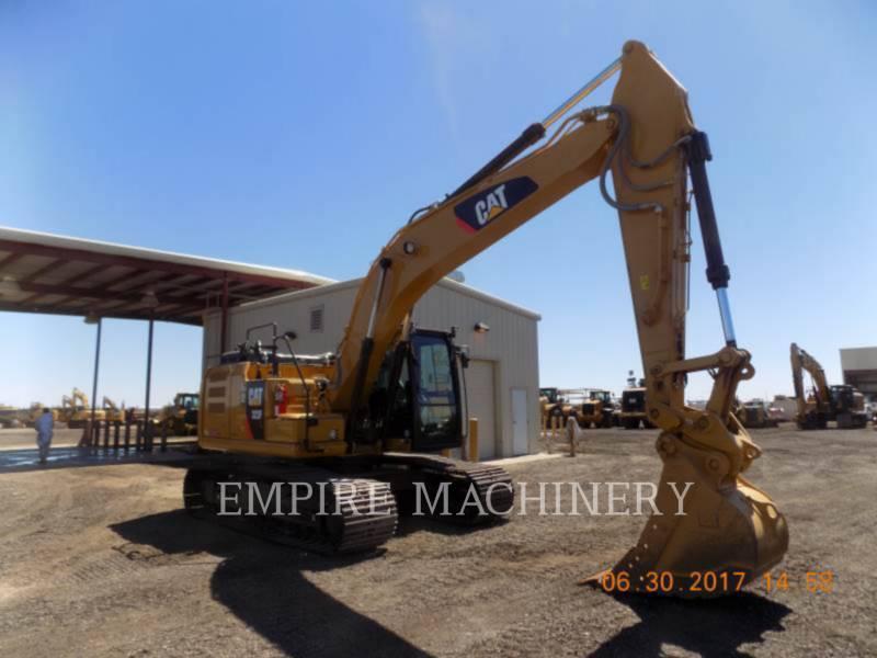 CATERPILLAR PELLES SUR CHAINES 323FL equipment  photo 1