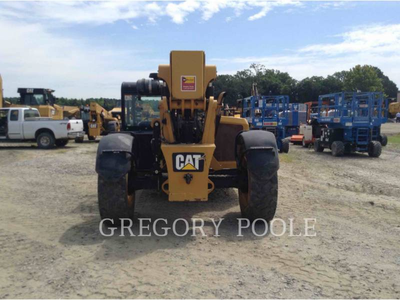 CATERPILLAR TELEHANDLER TL1055C equipment  photo 6