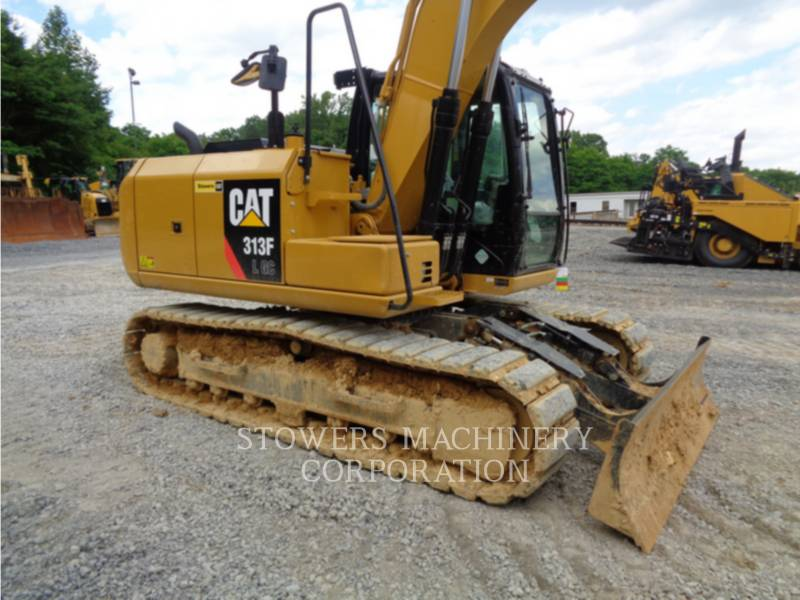 CATERPILLAR ESCAVATORI CINGOLATI 313F GC equipment  photo 3