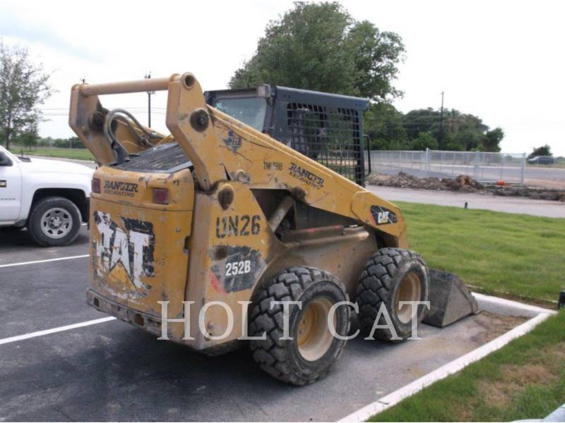 Caterpillar MINIÎNCĂRCĂTOARE RIGIDE MULTIFUNCŢIONALE 252B3 equipment  photo 4