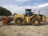 Equipment photo CATERPILLAR 980 G RADLADER/INDUSTRIE-RADLADER 1
