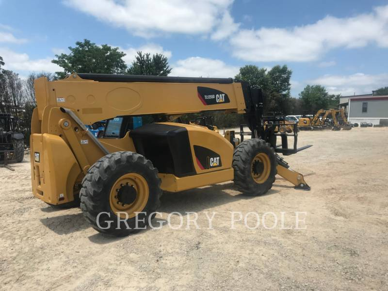CATERPILLAR TELEHANDLER TL1255D equipment  photo 4