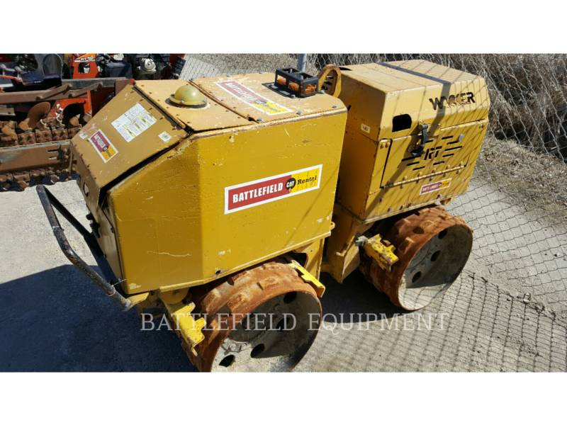 WACKER CORPORATION COMPACTORS RT820 equipment  photo 2