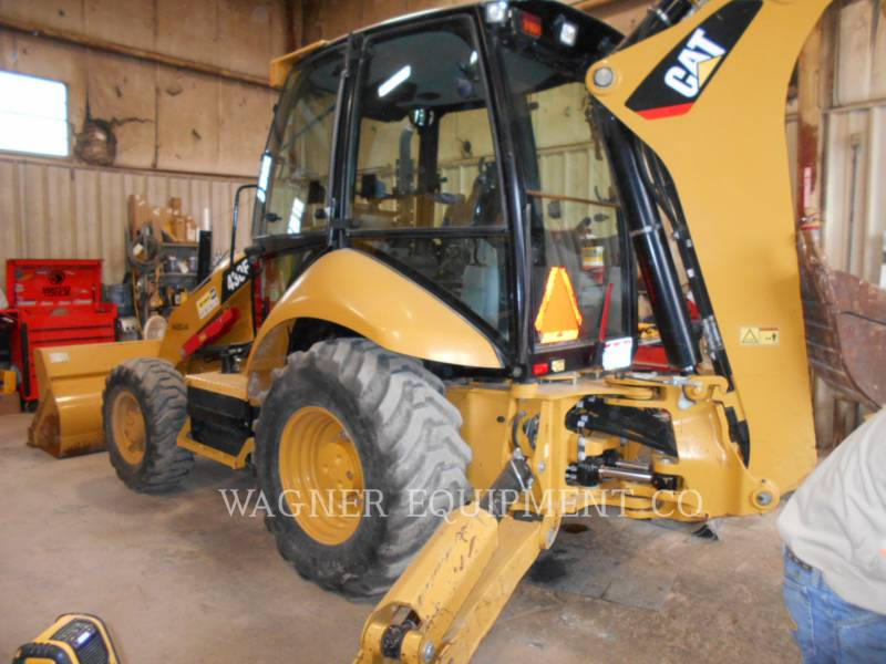 CATERPILLAR BACKHOE LOADERS 430F 4WD equipment  photo 3