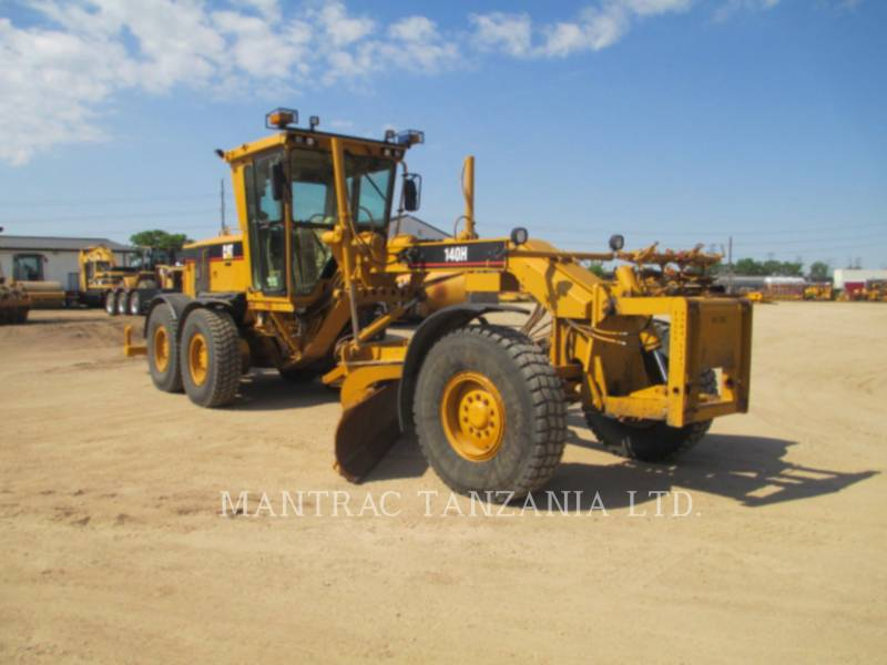 CATERPILLAR MOTOR GRADERS 140 H equipment  photo 1