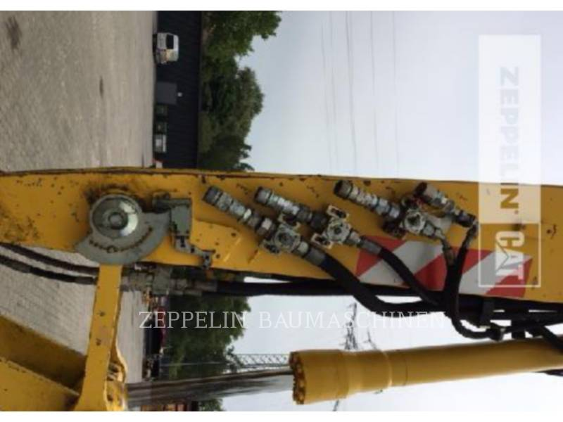 LIEBHERR MOBILBAGGER A900C ZW L equipment  photo 15