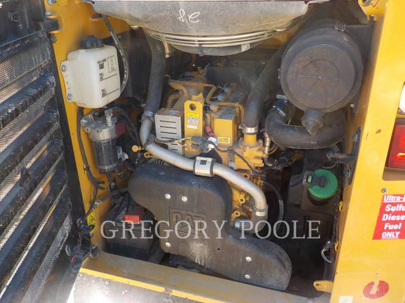 CATERPILLAR CHARGEURS TOUT TERRAIN 289D equipment  photo 15