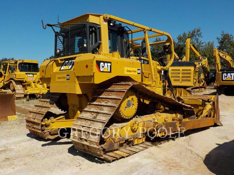 CATERPILLAR CIĄGNIKI GĄSIENICOWE D6T LGP equipment  photo 9