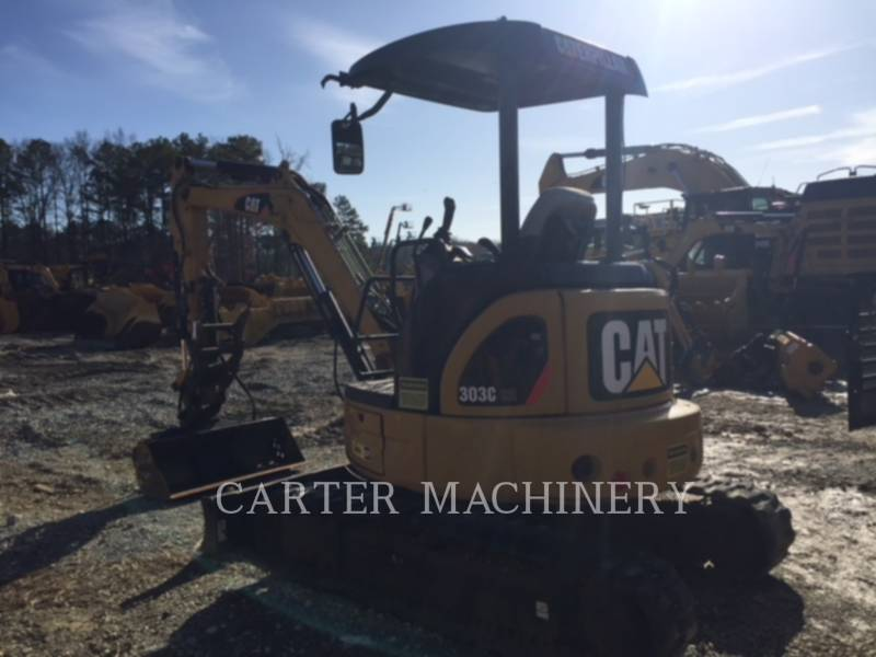 CATERPILLAR ESCAVADEIRAS 303CCR equipment  photo 3