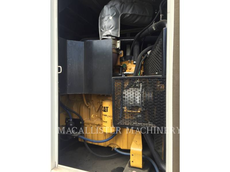 CATERPILLAR PORTABLE GENERATOR SETS XQ 300 equipment  photo 2