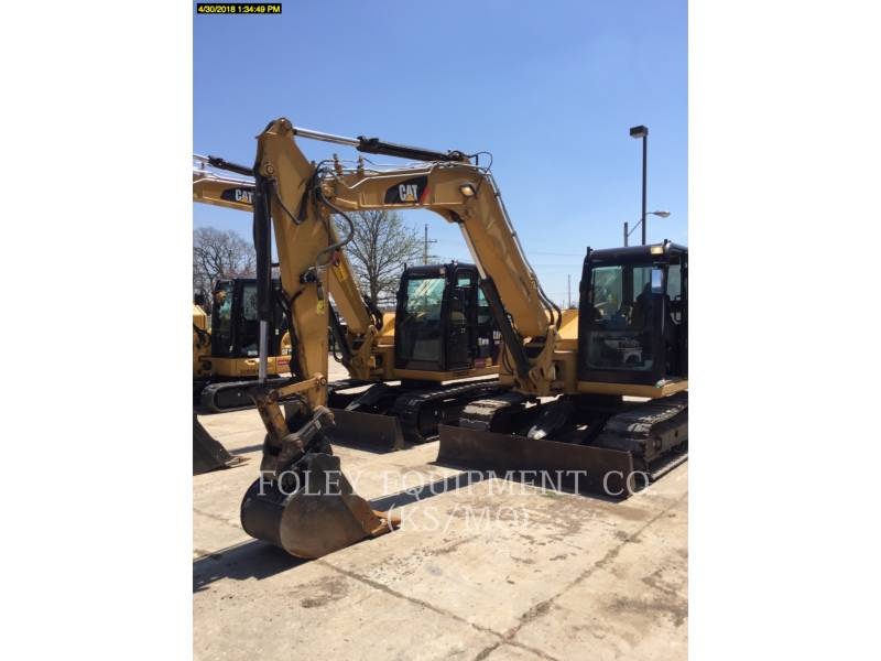 CATERPILLAR TRACK EXCAVATORS 308ECRSBS equipment  photo 2