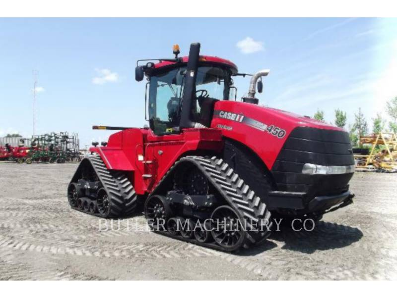 CASE/INTERNATIONAL HARVESTER TRACTEURS AGRICOLES 450QUAD equipment  photo 3