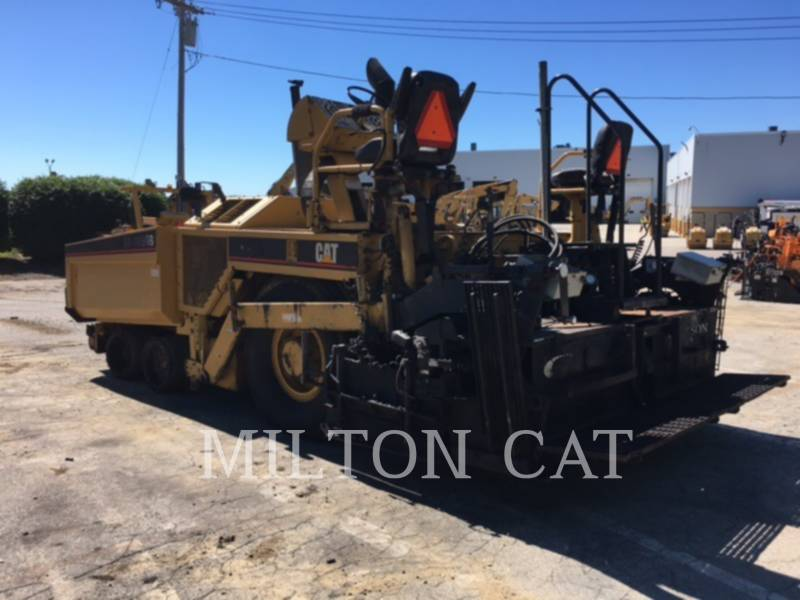 CATERPILLAR PAVIMENTADORA DE ASFALTO AP-1000B equipment  photo 6