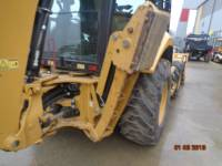 CATERPILLAR BAGGERLADER 420F2ST equipment  photo 16