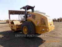 CATERPILLAR COMPACTEUR VIBRANT, MONOCYLINDRE À PIEDS DAMEURS CS56B   ST equipment  photo 3