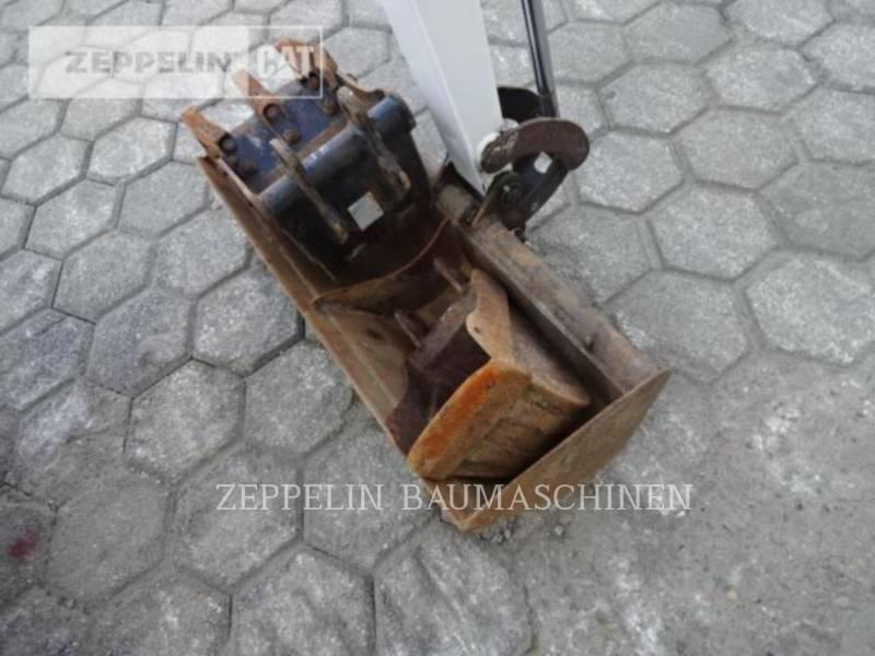 BOBCAT KETTEN-HYDRAULIKBAGGER E17 equipment  photo 11