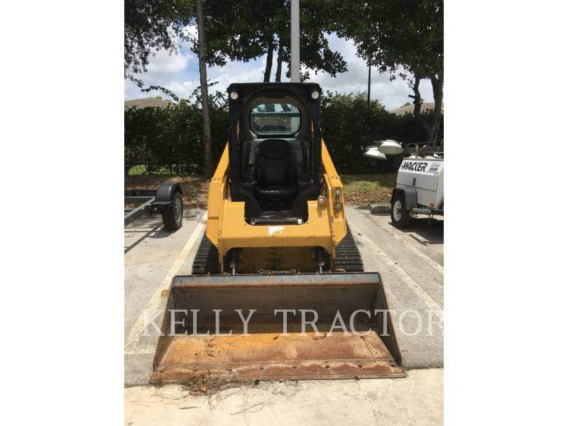 CATERPILLAR CARREGADEIRAS TODO TERRENO 257D equipment  photo 11