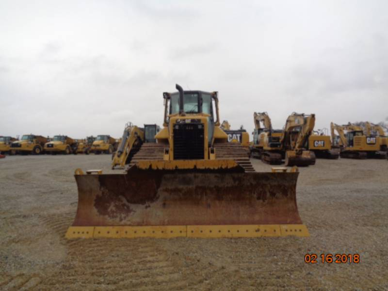 CATERPILLAR CIĄGNIKI GĄSIENICOWE D6NLGP equipment  photo 4