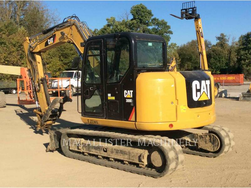 CATERPILLAR EXCAVADORAS DE CADENAS 308E equipment  photo 14
