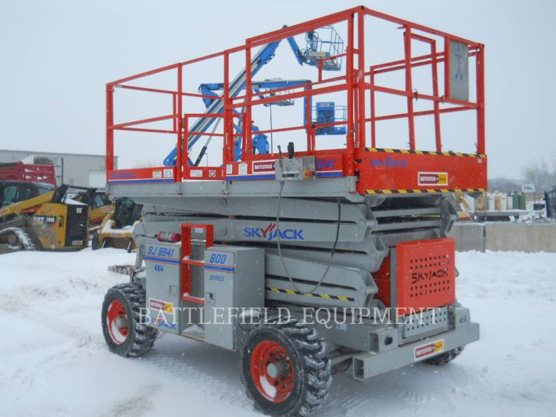 SKYJACK, INC. LIFT - SCISSOR SJ800-8841 equipment  photo 1
