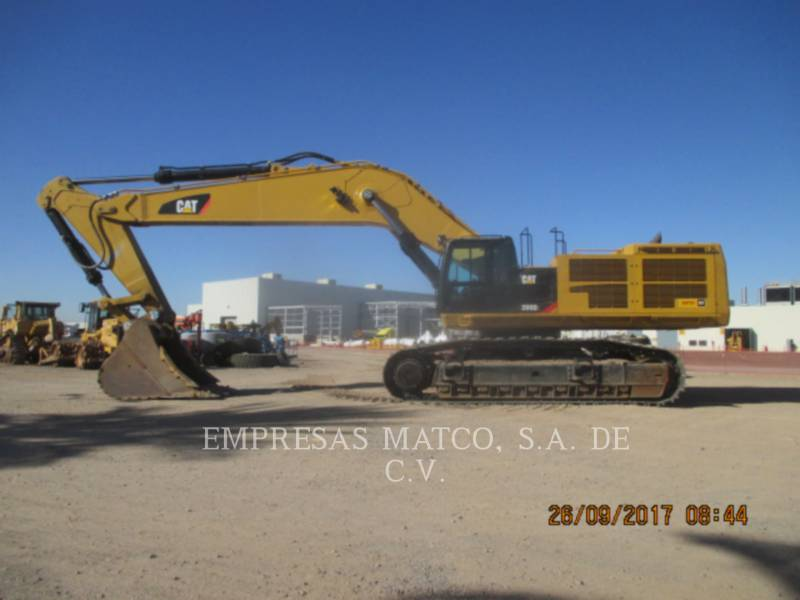 CATERPILLAR TRACK EXCAVATORS 390 D L equipment  photo 4