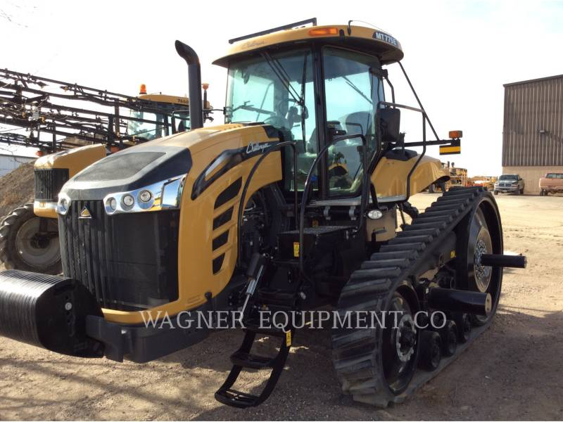 AGCO 農業用トラクタ MT775E-UW equipment  photo 1