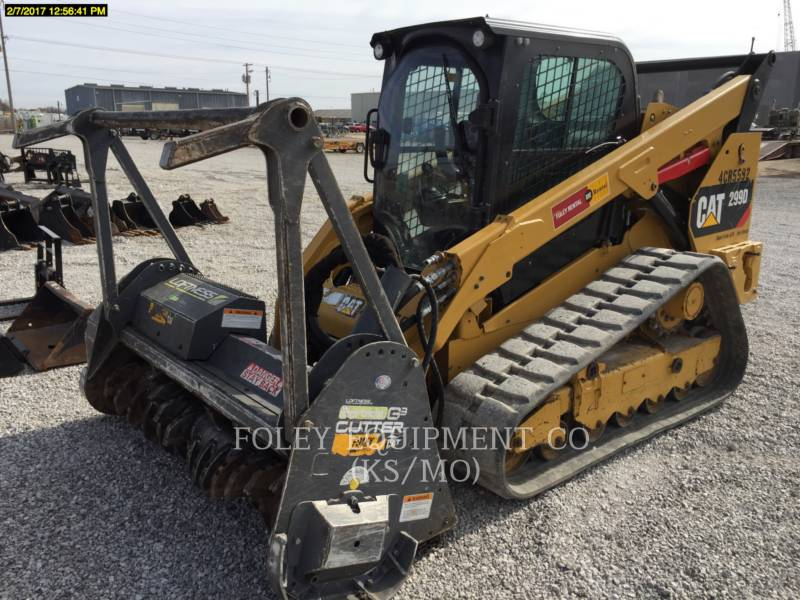 CATERPILLAR MINICARGADORAS 299DXPS2CA equipment  photo 1
