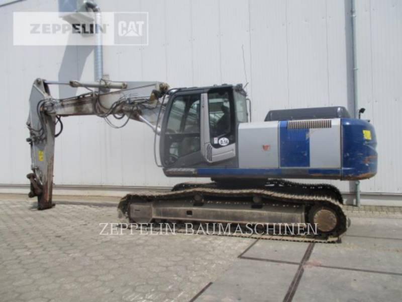 HITACHI TRACK EXCAVATORS ZX250LC-5 equipment  photo 8