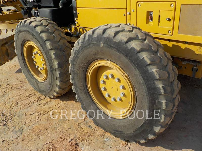 CATERPILLAR MOTORGRADER 12M3 equipment  photo 19