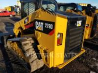 CATERPILLAR 多様地形対応ローダ 279 D equipment  photo 4