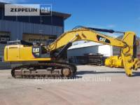 CATERPILLAR 履带式挖掘机 349ELVG equipment  photo 1